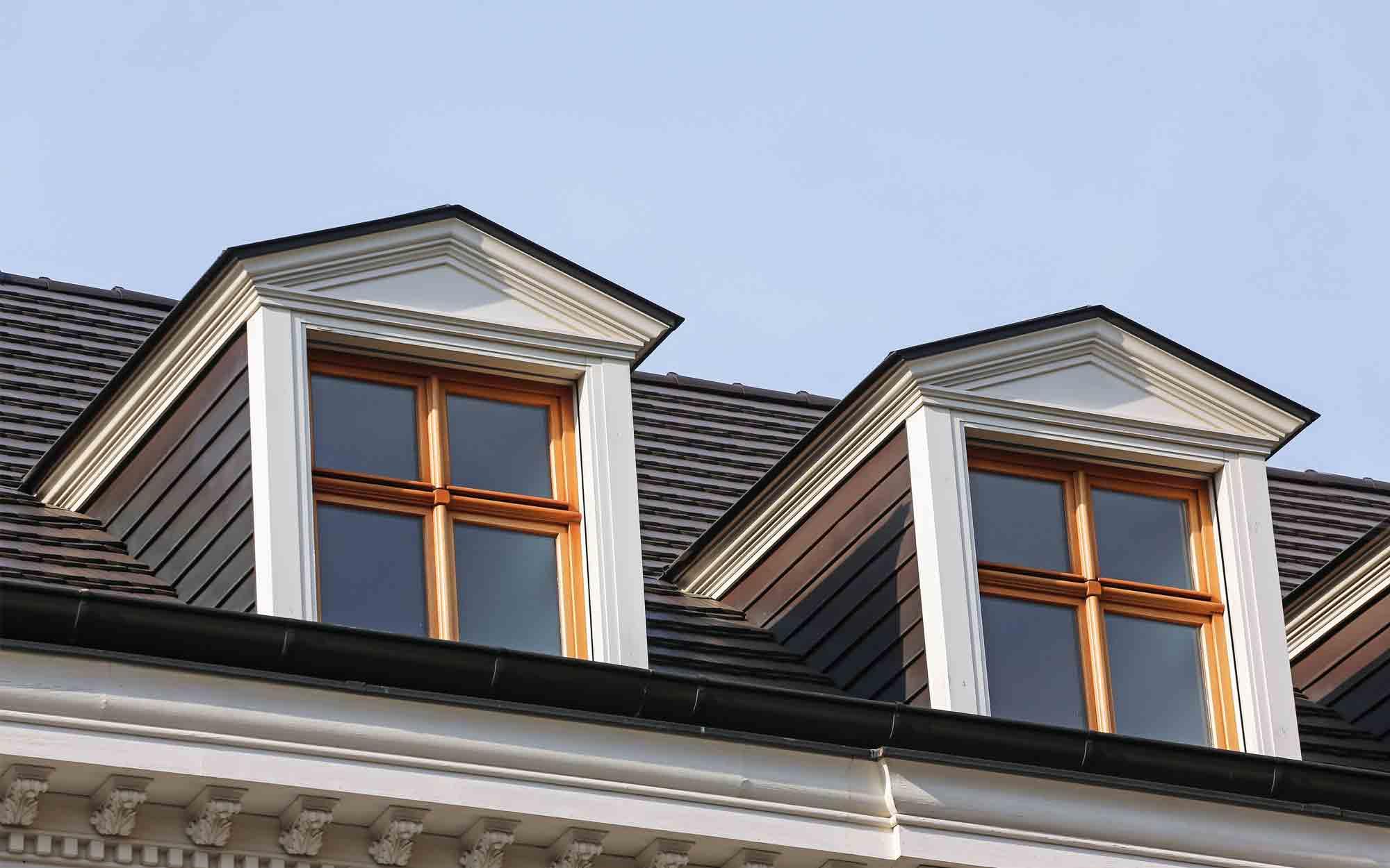 Bearbeitung von Fenstern und Sprossen