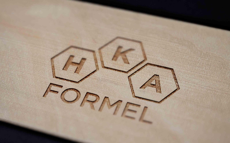 HKA-Formel für Holz