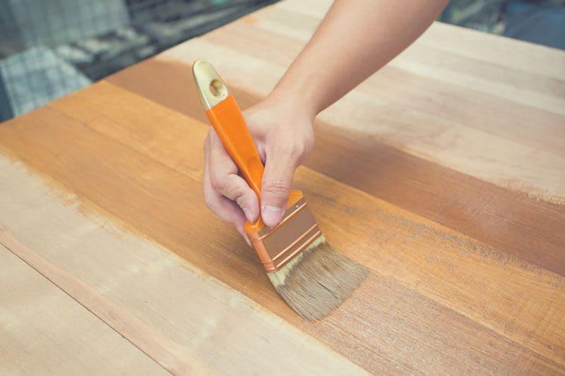 Beste Holzfarbe